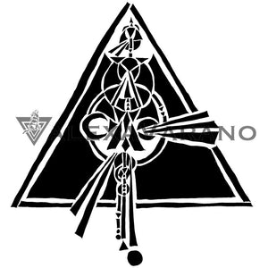 Sacred Triangle Design