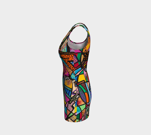 Luminosity Bodycon Dress
