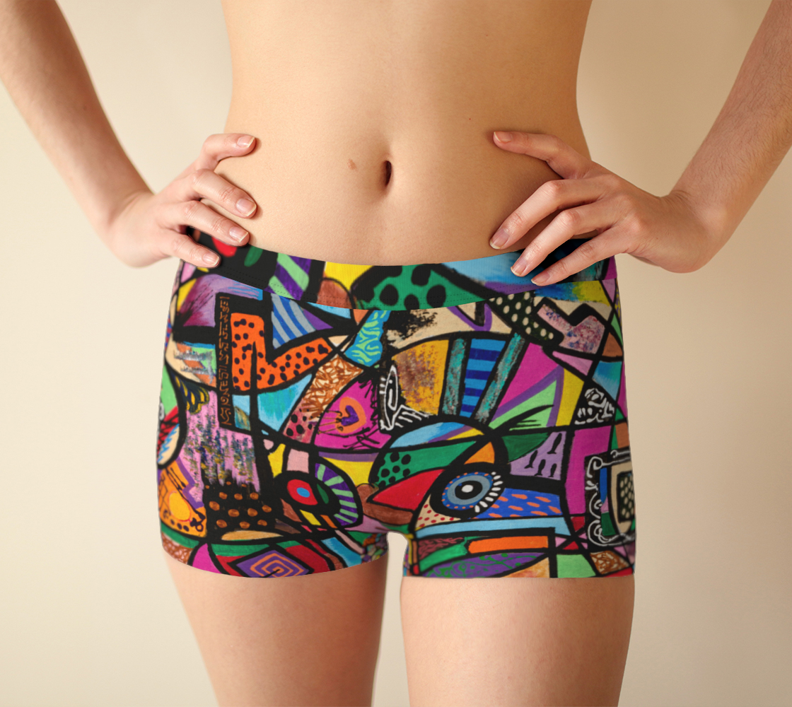Luminosity Boy Shorts