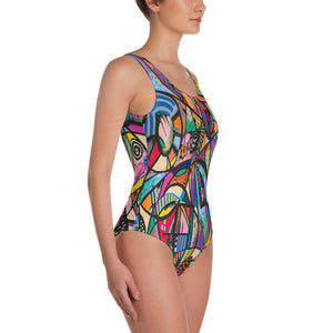 Luminosity One-Piece Swimsuit