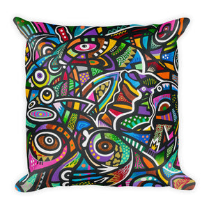 Coral Reef Premium Pillow