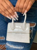 Bag me Mini - White