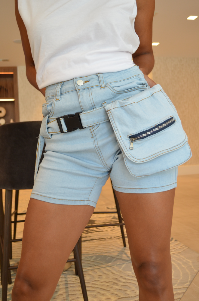Pocket Me Shorts