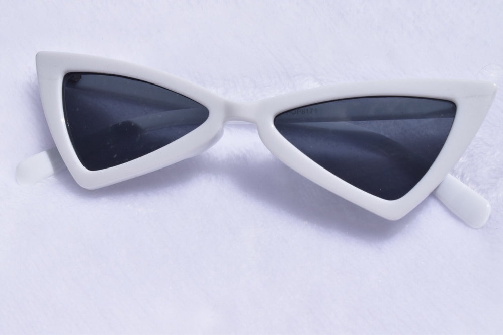Khole Sunglasses - White