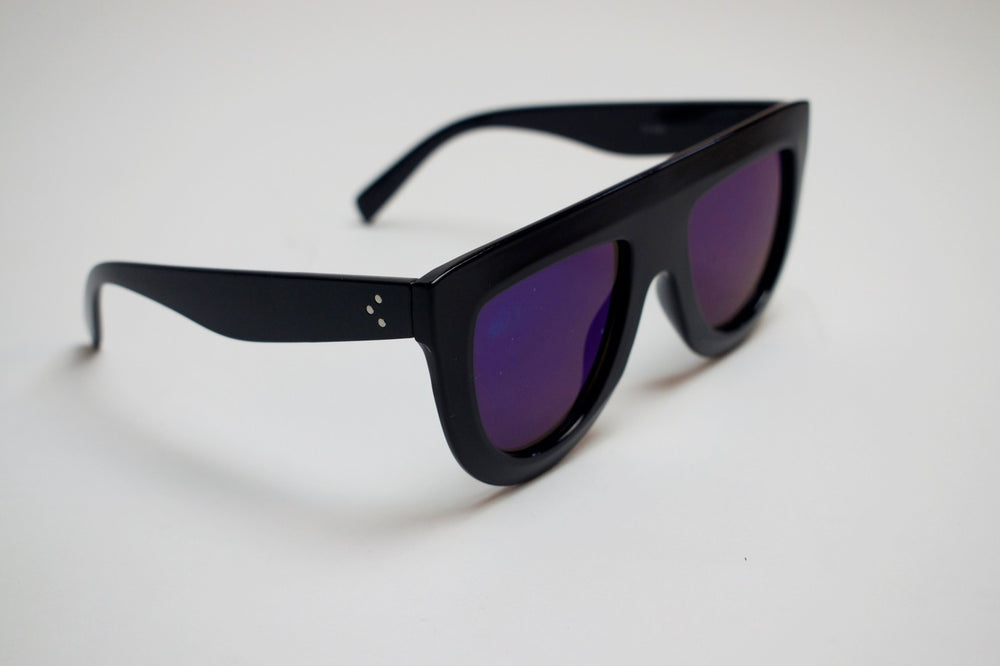 Galaxy Sunglasses - Purple/Blue