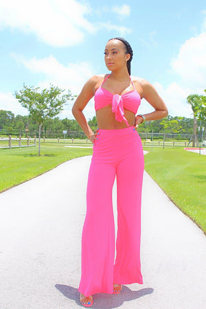 Miami neon set - Hot Pink