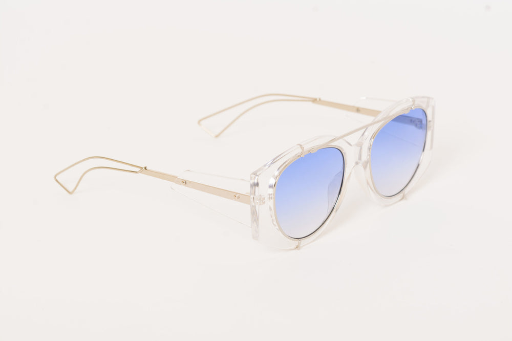 Sky Blue Sunglasses