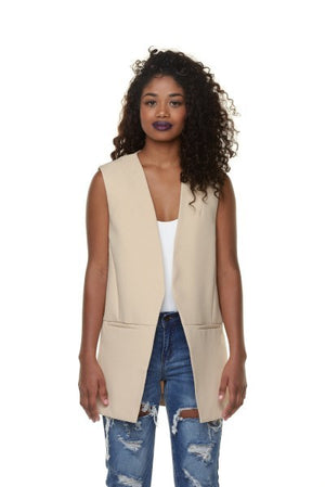 Popping Nude Vest