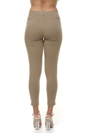 Perfect Fit Leggings - Khaki