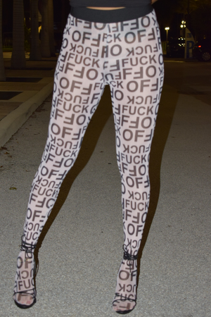 Fu*k Off Leggings