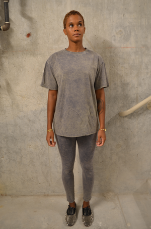 Acid wash Set - Grey
