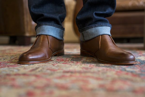 Fashion for All: The Chukka Boot
