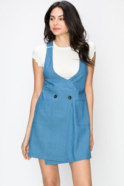 Summer Denim Dress