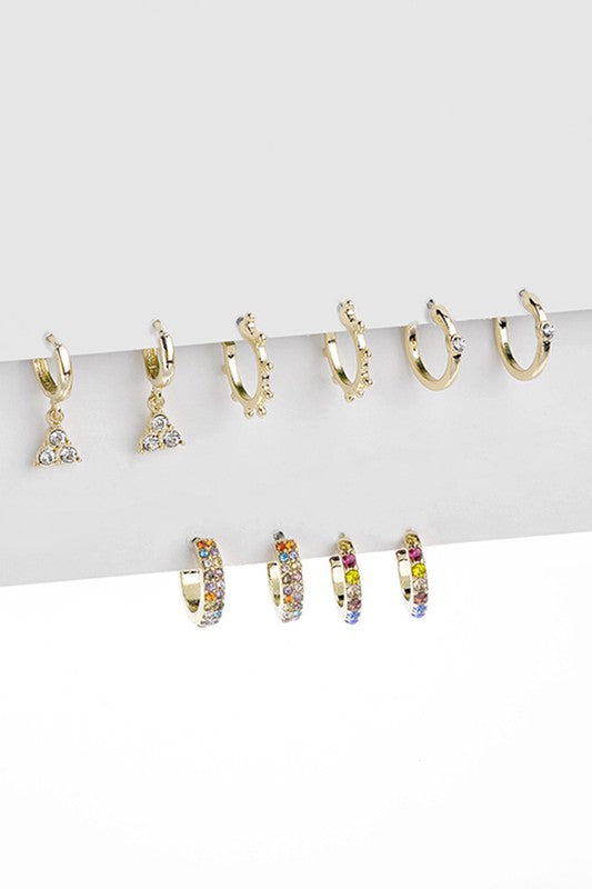 City Girl Earring Set