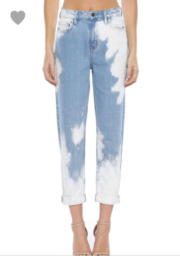 Bleached perfect Denim