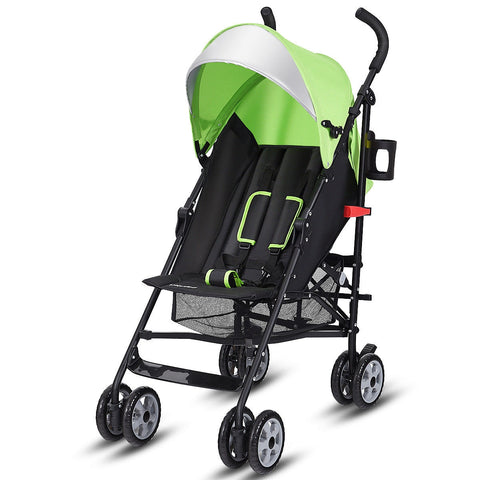 Folding Lightweight Baby Toddler Umbrella Travel Stroller