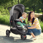 Portable Folding Baby Stroller Kids Travel Pushchair