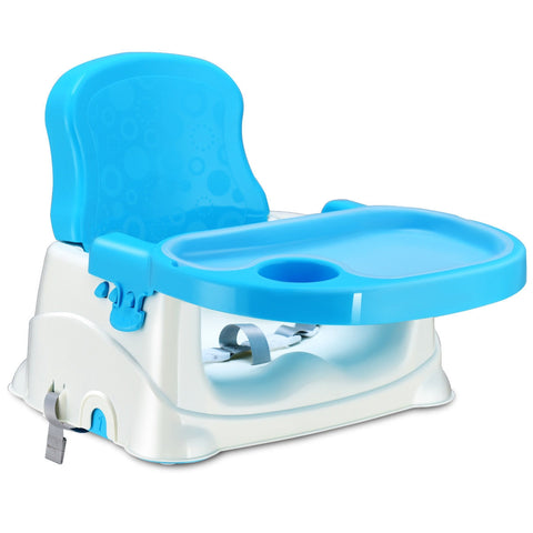 3 Height Adjustments Comfort Folding Booster Seat