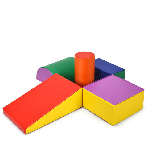 Crawl Climb Foam Shapes Playset Softzone Toy