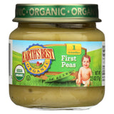 Organic Baby Food - First Peas - Stage 1 - 2.5 Oz. Jar - 12 count