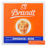 Rusk Toast - 8 Oz Boxes - 10 pack