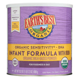 Organic Infant Formula With Iron - Dairy - DHA - 23.2 Oz. Cans - 4 count