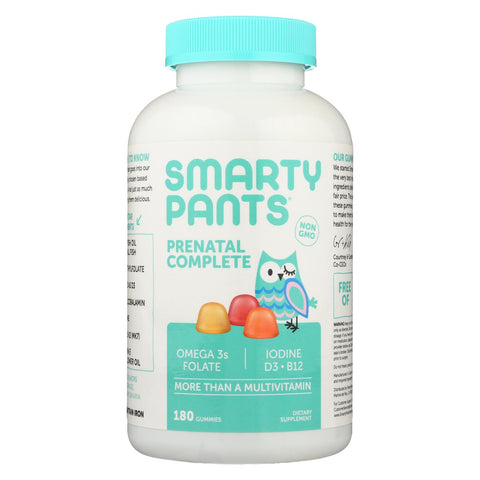 Smartypants Prenatal Vitamins Gummies - 180 Count
