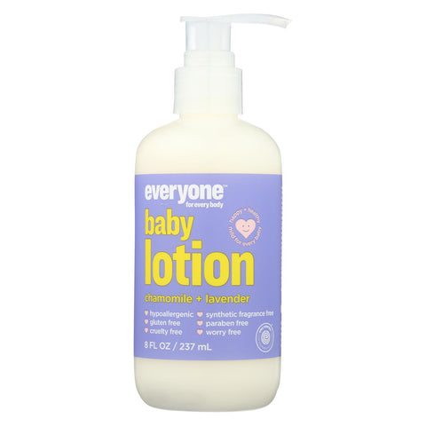 Baby Lotion - Chamomile Lavender - 8 Oz