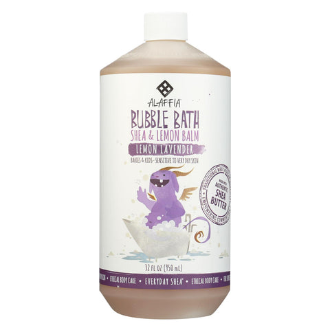 Babies and Kids Bubble Bath - Lemon Lavender - 32 Fl Oz