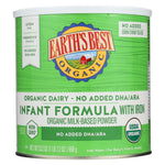 Organic Infant Formula With Iron - Dairy - No Added DHA-ARA - 23.2 Oz. Cans - 4 count
