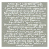 Organic Skin And Scar Balm - 1 Fl Oz