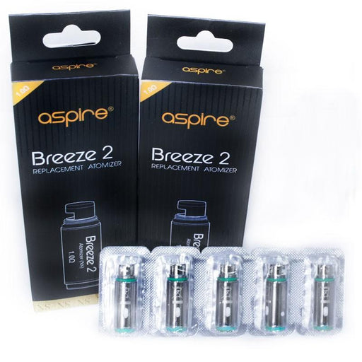 Breeze 2 Coils 5 Pack