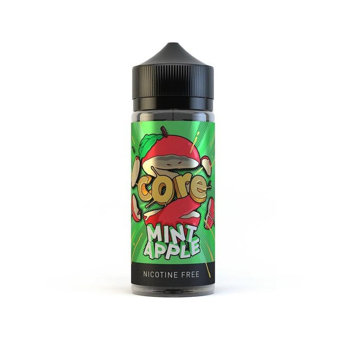 Core Mint Apple 100ml Premium E Liquids