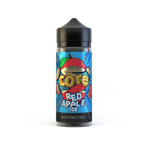 Core Red Apple Ice 100ml Premium E Liquids