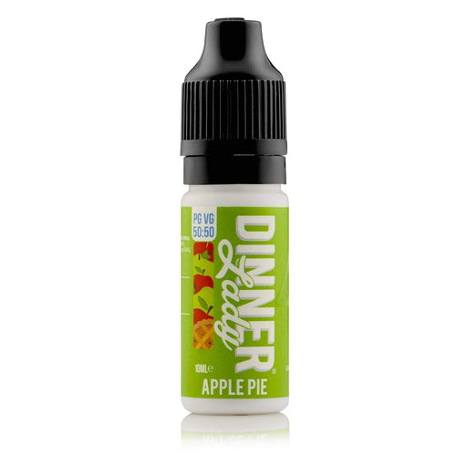 Dinner Lady Apple Pie 50-50 Bottle 10ml E-liquid