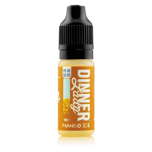 Dinner Lady Mango Ice 50-50 Bottle 10ml E-liquid