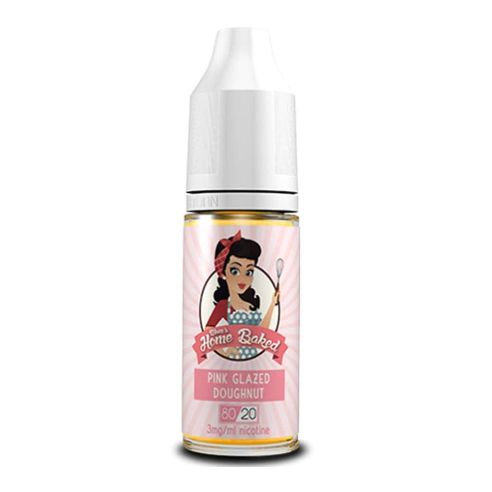 Mum's Home Baked Pink Glazed Doughnut 10ml E-liquid