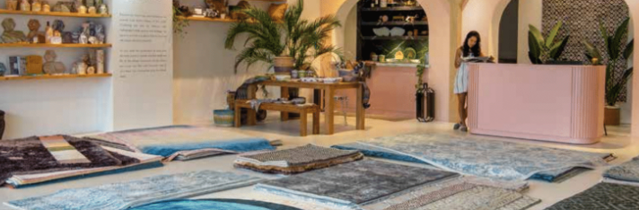 MODERN RUGS - Living DNA Singapore