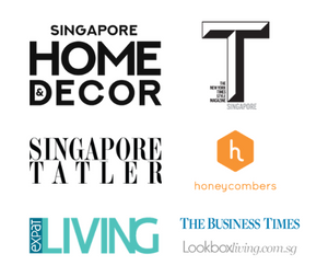 Renowned and most popular Rugs & Home Decor Lifestyle Brand from Singapore