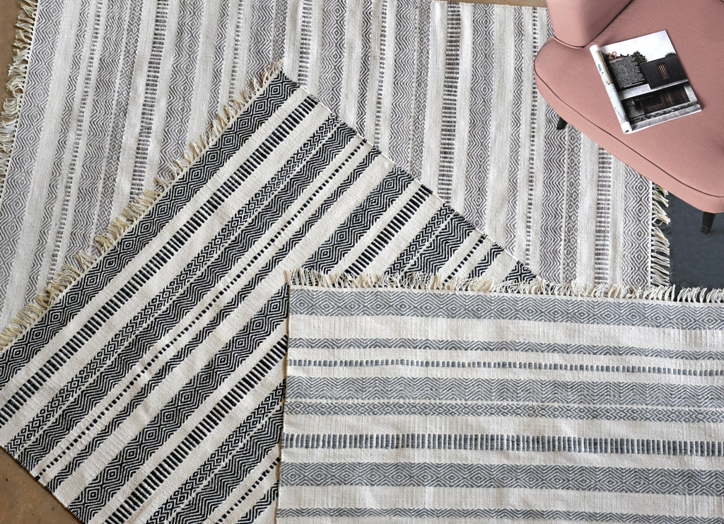 RECYCLED RUG COLLECTION - Living DNA Singapore