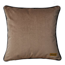 Load image into Gallery viewer, Baba Camel Patchwork Cushion - Departures & Arrivals  - 2