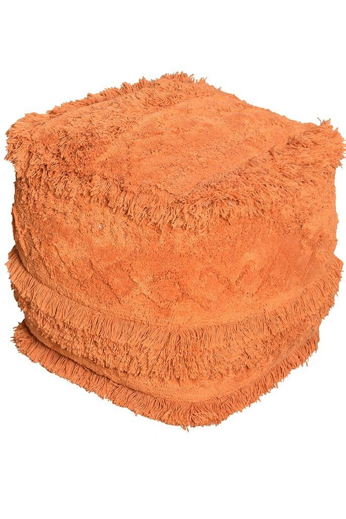 Boho Earth Pouf