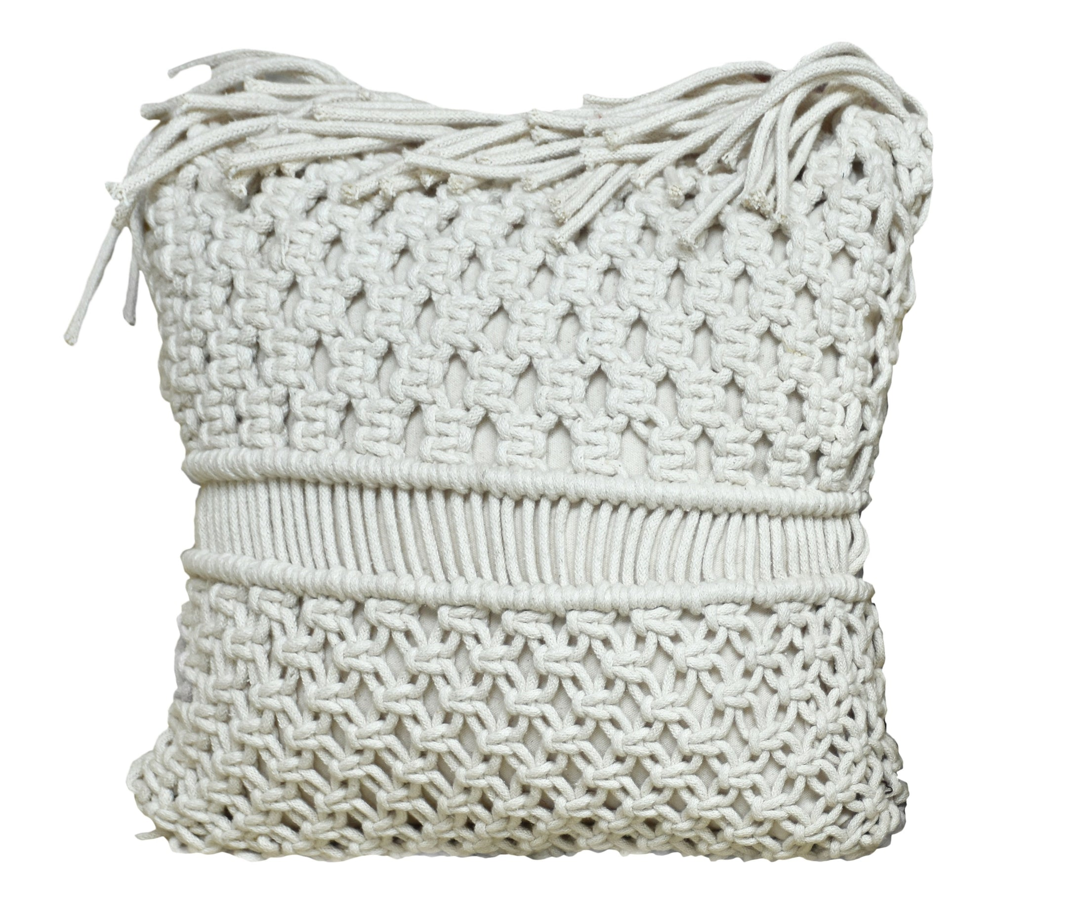 Macrame 2 Cushion