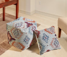 Load image into Gallery viewer, Gray Kilim Cushion Cushions