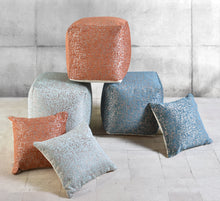 Load image into Gallery viewer, Geneva Turquoise Cushion Cushions