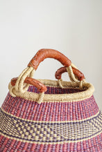 Load image into Gallery viewer, Ghanaian Pot-shaped Bolga Basket