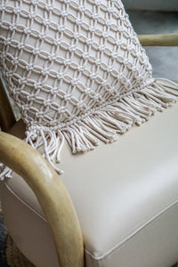 Macrame Cushion Cushions