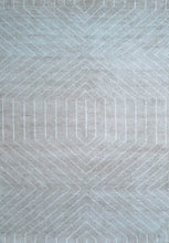 Load image into Gallery viewer, Quantum Handwoven Beige Rug - Living DNA Singapore