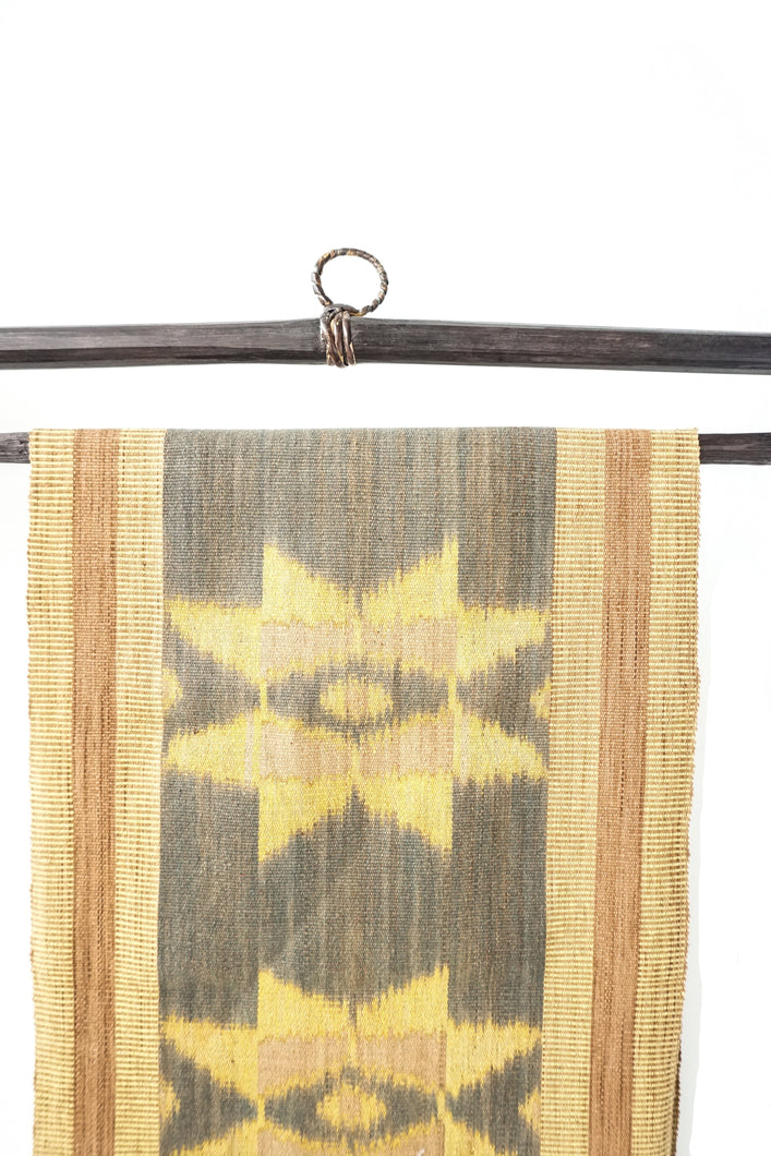 Tenun Sikka Flores Table Runner Tabletop Decor