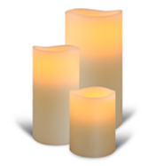 "Load image into Gallery viewer, Enjoy Flameless Candle 4.0"" x 8"""